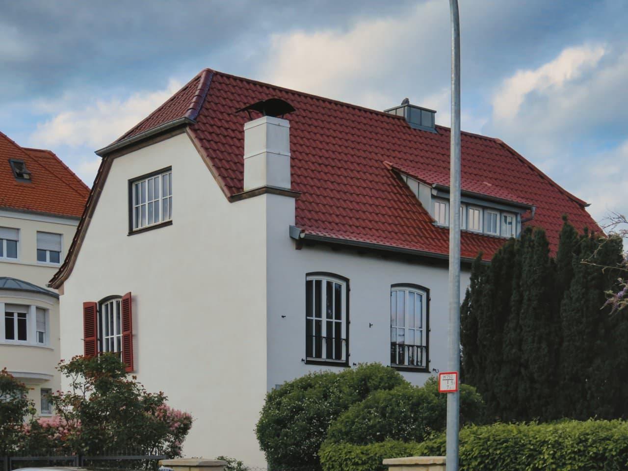 Neueindeckung Wohnhaus