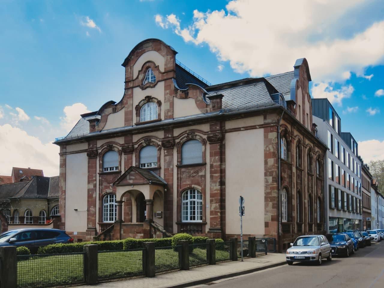 Eindeckung Pfarrhaus St. Johann mit Schiefer